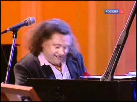 Джазовый квартет Леонида Пташки.