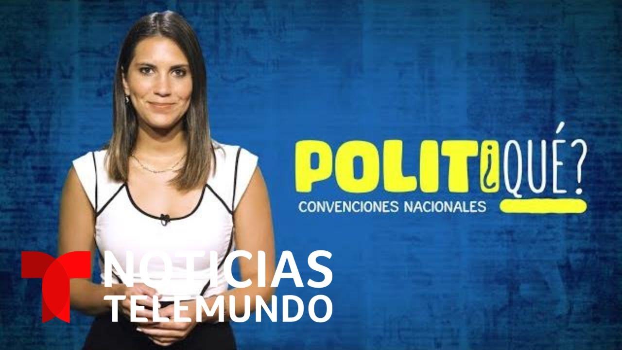 Las convenciones presidenciales: qué son y cómo se harán en tiempos de pandemia | Noticias Telemundo
