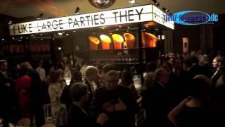 Lazy Moon Dinner Club im Filmcasino, München - Opening am 20.02.2013