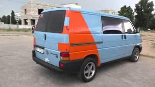 Volkswagen Transporter T4 1.9TD , multivan dashboard