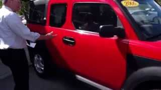 Used 2006 Honda Element for sale | Twin City Subaru Vermont