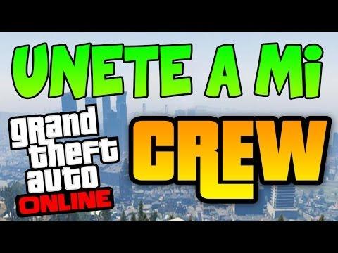 YA TENGO CREW ¡¡ ÚNETE !! - GTA 5 Online 1.14