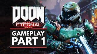 DOOM Eternal  Gameplay Walkthrough Part 1   Story Mode 2020