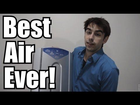 NEGATIVE IONIC AIR PURIFIER HEALTH BENEFITS #422