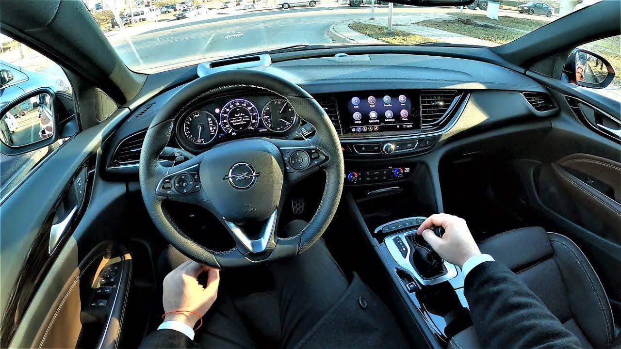 2018 Opel insignia/Vauxhall - Crash Test