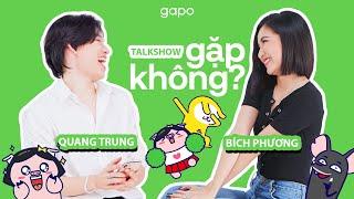Gặp Không | Tập 1 FULL - Bích Phương, Quang Trung ai ăn nhiều kẹo thúi hơn ai ?!!