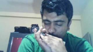 Download Hindi Video Songs - Aakashave BeeLali MEle - Harmonica