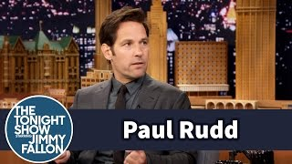 Paul Rudd Tried to Basic Instinct Michael Douglas and Failed
