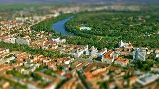 Arad 2013 ro Judetul 3 circuite turistice
