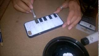 Diy เคส โทรศัพท์มือถือ
