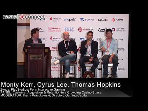 Customer Acquisition & Retention in a Crowding Casino Space | PANEL