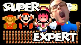 Mario Maker - The Pinnacle of Level Design (Trollolololol) | Super Expert #14