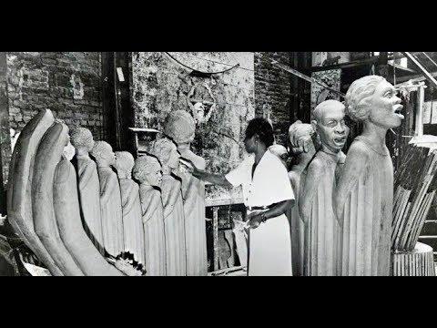 Hidden Figures: Augusta Savage #BlackHERstoryMonth 18/28