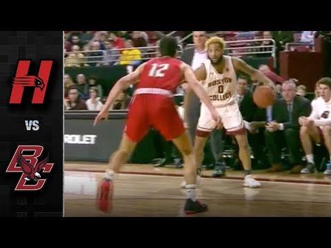 Hartford vs. Boston College Basketball Highlights (2018-19)