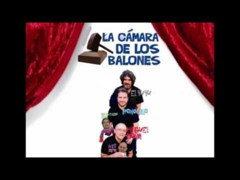 La Cámara de los Balones. Black Friday. 25 de noviembre de 2016