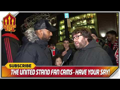 MAN UTD Are Back! Manchester United vs Huddersfield Fancam