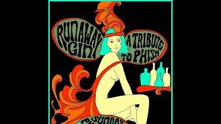 Runaway Gin - A Tribute to Phish LIVE @ Salvage Station 8-25-2017