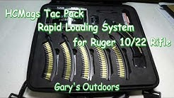 High Capacity Magazines & Speed Loader for Ruger 10-22 Rifle Ep.2018-04
