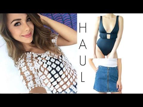 Try On Haul! (Zara, Lulu's, ASOS) | Annie Jaffrey