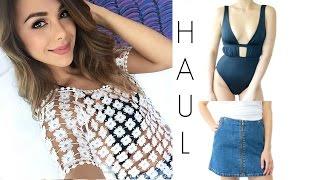 Try On Haul! (Zara, Lulu