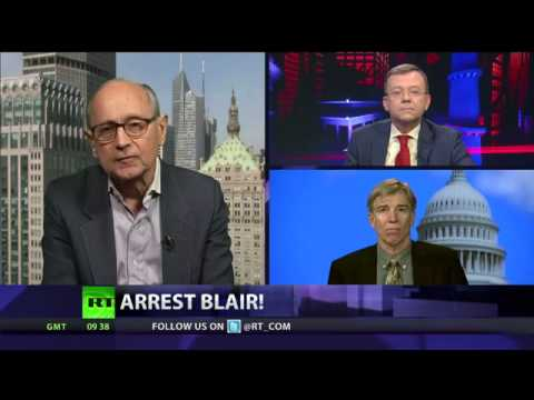 Can Tony Blair Be Arrested?