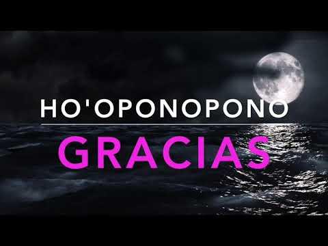 HO'OPONOPONO MANTRA DE GRACIAS. SOS. ORACIÓN MEDITACIÓN