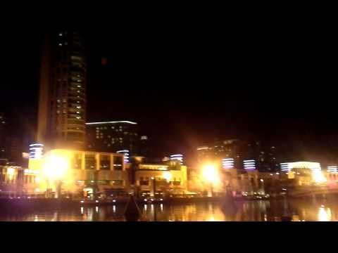 Crown Casino Gas Brigades - Southbank, Yarra River, Melbourne