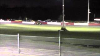 Four For Fun Feature Race June 2014 Capital City Speedway Ottawa