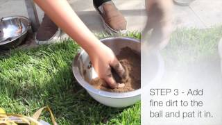 How to make a Doroball