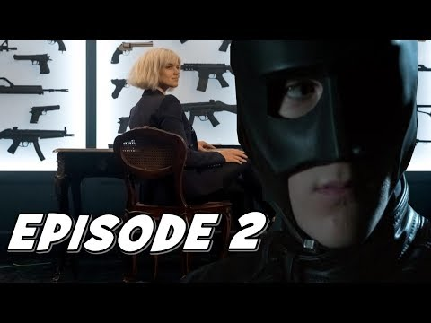 """Gotham Season 4 Episode 2 """"Batman Begins"""": Review and Batman Easter Eggs You Might Have Missed."""
