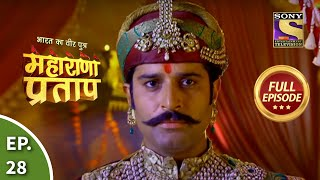 Bharat Ka Veer Putra - Maharana Pratap - Episode 28 - 11th July 2013