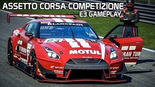 Assetto Corsa Competizione Gameplay - Regen, Ki, Tag und Nacht, Spa und Monza