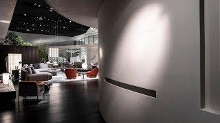 Minotti. Итальянская мебель, светильники, аксессуары. iSaloni 2019