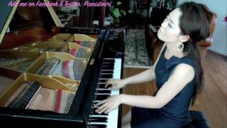 @larouxofficial  - Bulletproof ♡ @Pianistmiri ♧ Official Music Video Piano Cover with Lyrics