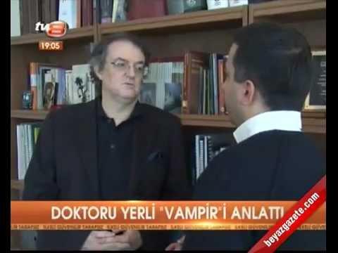 Dünya'nın ilk gerçek vampiri Denizli'de yaşıyor. Tıp literatürüne