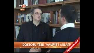 Dünyanın ilk gerçek vampiri Denizlide yaşıyor. Tıp literatürüne \vampirizm\ olarak girdi