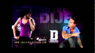 Yo Te Lo Dije - Letra - J Balvin