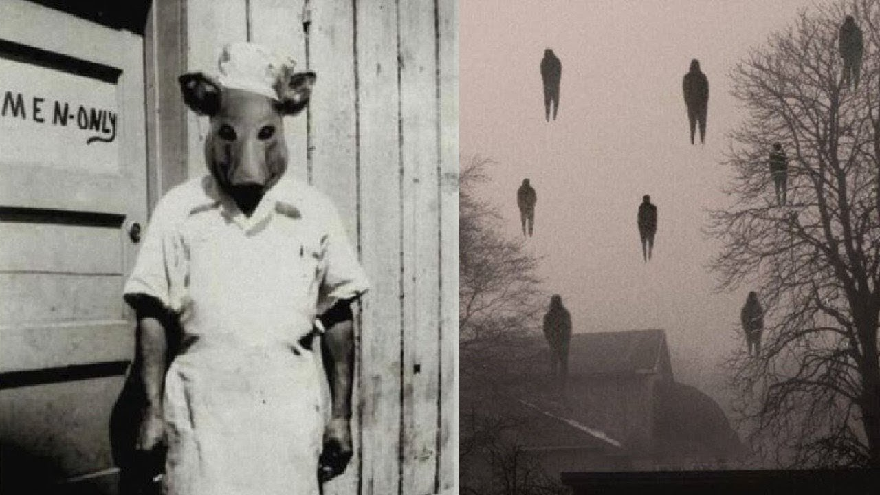 10 Mysterious Photos Which Can't Be Explained - YouTube