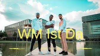 Ah Nice - WM Ist Da (Official Music Video) prod. by Abija