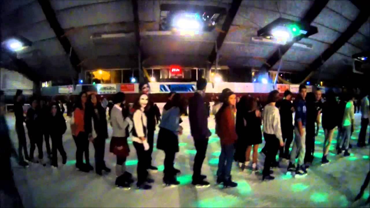 Halloween party movie patinoire du petit port nantes youtube - Patinoire petit port horaire ...