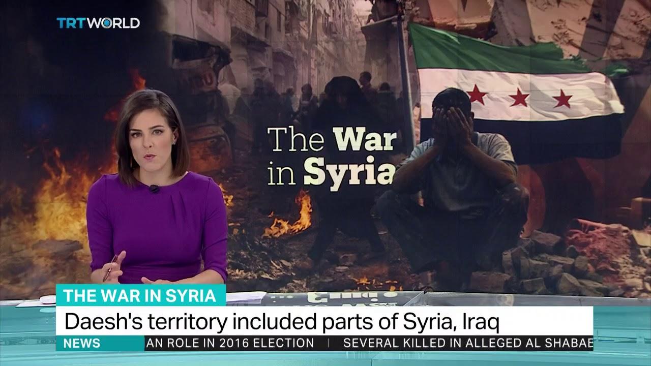 Syria latest news today youtube