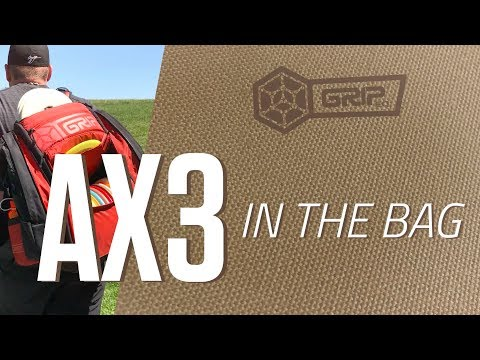 Grip Equipment - AX3 - In The Bag