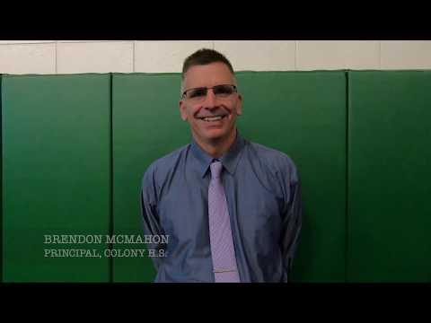 Brendon McMahon - Principal - Palmer H.S. - Anchorage, AK