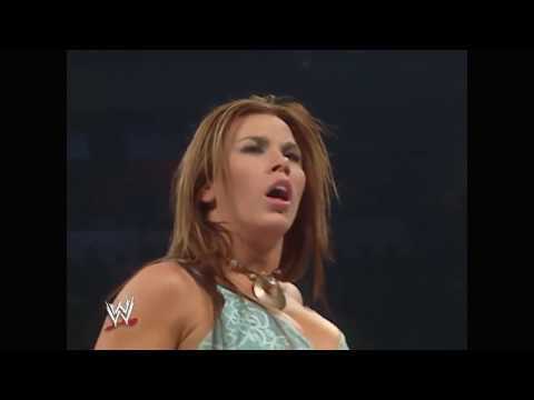 WWE RAW 22/05/2006│Mickie James vs Torrie Wilson