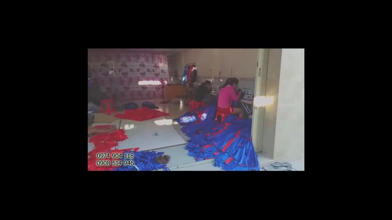 Xưởng may áo lễ phục tốt nghiệp giá rẻ