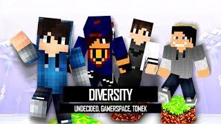 Diversity #05 w/ Gamerspace, Undecided, Tomek