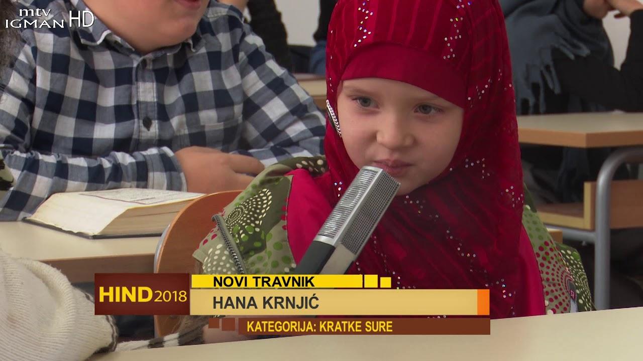 5 .TAKMIČENJE U UČENJU KUR'ANA HIND 2018. - 12. dio - MTV IGMAN