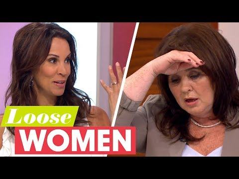 Andrea Very Nearly Eloped With Her Fiancé Nick   Loose Women