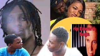 Kyng Tavii breaks his Silence and speak against Prince pine l| RI P Edward Sega|is Buju BABYMOTHER?