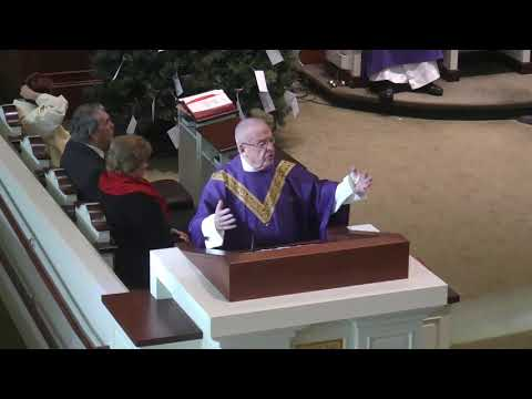 Homily for the Second Sunday of Advent ~ Fr  Tom Wyndham